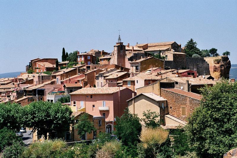 Villages perchés du Lubéron