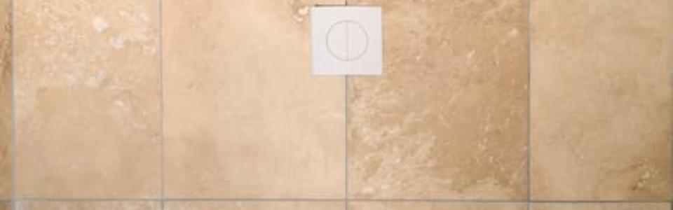 Toilette dans Chambre bleue dans gite de charme vaucluse